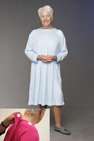 Nightgown | Women's long-sleeved Nightgown | Easywear Australia