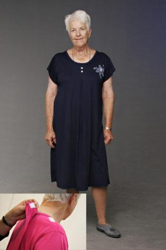 Short-sleeved Nightgown (Adapt) | Easywear Australia