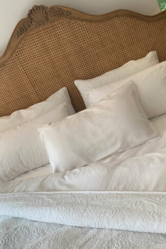 Satin Insert Fitted Sheets | Poly-cotton | Easywear Australia