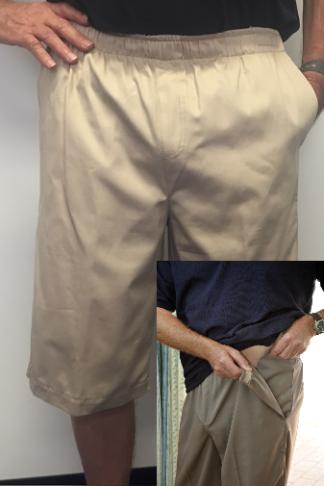 Comfortable Men's Short (Adapt) | Easywear Australia