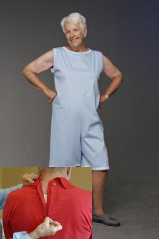 Summer suit | Women's Summer All-in-One | Easywear Australia
