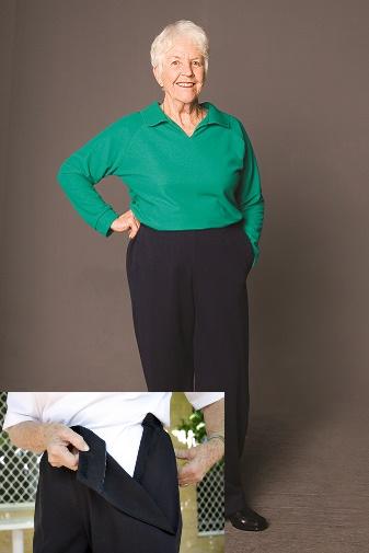 Track pants   Women's Double-knit Trouser   Easywear Australia