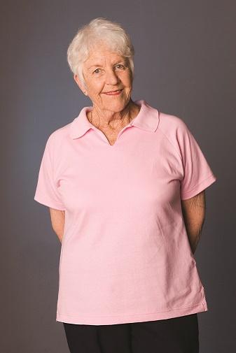 Women's short-sleeved Polo (Adapt) | Easywear Australia